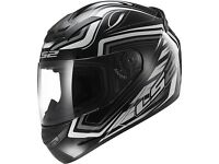 New LS2 FF352 Rookie Ranger Helmet Black/White