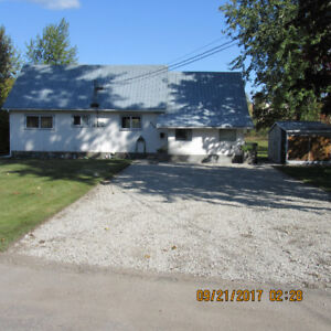$150,000. Quesnel in city house for sale