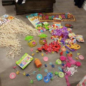 Are you planning a Hawaiian Luau Party?