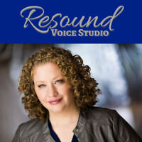 Singing lessons in Kitchener - Now accepting fall registrations.