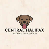 Offering Central Halifax Dog Walking Services!