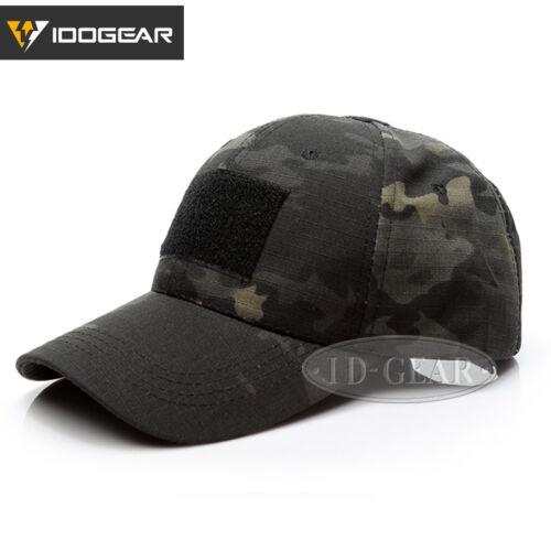 IDOGEAR Airsoft Baseball Cap Hüte Sonne Outdoor Kopfbedeckungen Betreiber Jagd