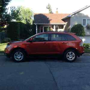 2007 Ford Edge Sel VUS