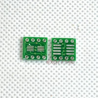 40pcs Sosopsoicssoptssopmsop 8 To Dip 8 Adapter Pcb Board Converter Arduino