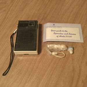 PRICE REDUCED! Vintage mini radio for sale Regina Regina Area image 2