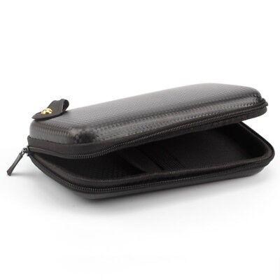 Dampfertasche Carbon Optik universal Dampfer Tasche Zipped Carrying Case