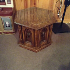 Coffee Table, with 2 End Tables