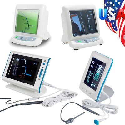 Lcd Dental Apex Locator Endodontic Root Canal Measurement Meter Optional Fda Ce