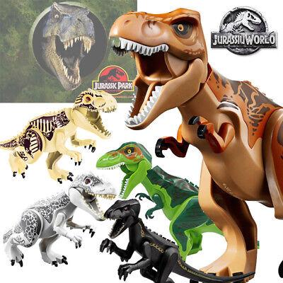 Kinderspielzeug Lego Dinosaurier Tyrannosaurus T-Rex Toy Jurassic World Park (Jurassic World Dinosaurier)