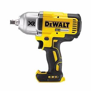 DeWalt 18V Li-ion XR Bare Brushless High Torque Impact Wrench Mount Lawley Stirling Area Preview