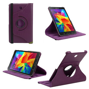 Samsung Galaxy TAB 4 (7 Inches) Rotating PU Leather Case