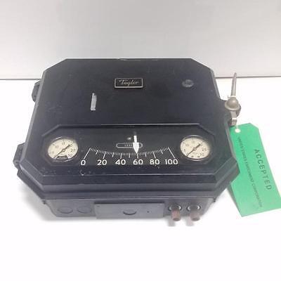 Taylor Instrument Level-buoy Transmitter Js-342-b