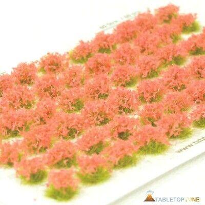 hel / Grass Tuft / Pink Shrup / Rosa Strauch (Rosa Grass)