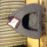Small puppy clothes and bedding