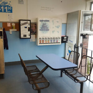 Coin Laundromat for Sale - South of Yorkdale