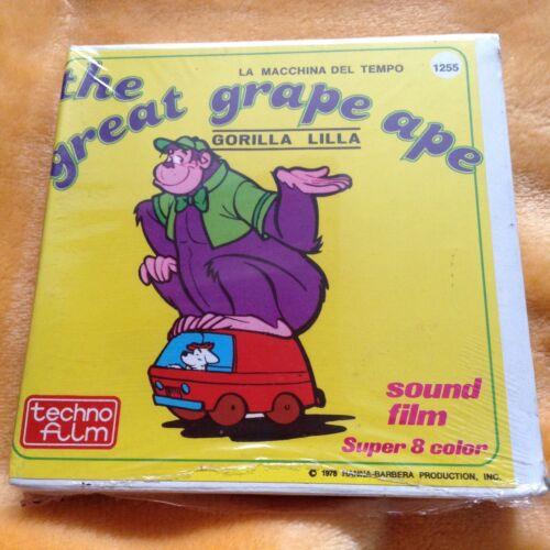 Sealed super 8 boxed cine Film Cartoon