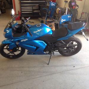 2010 ninja 250