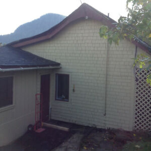 Cozy, private, quiet bungalow for lease in Prince Rupert BC