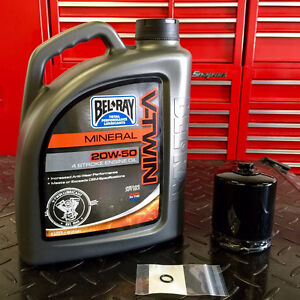 OIL CHANGE KIT - Road King Ultra Classic Dyna Glide Sportster HD