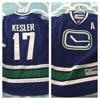 Canucks Kesler Jersey