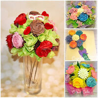 Cupcake bouquets for Valentine's day