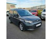 2021 Volkswagen CADDY CARGO C20 PETROL 1.5 TSI 114PS Commerce Plus Van Van Petro