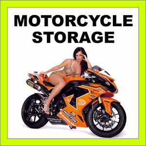 ★★★ Safe Secure HEATED MOTORCYCLE STORAGE + 10% OFF SERVICE ★★★