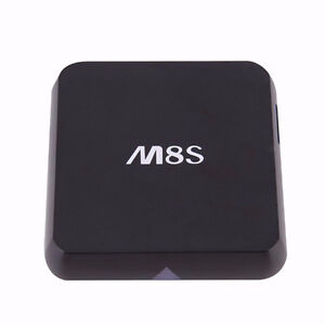 M8S Android Box 2GB RAM - Fully Loaded