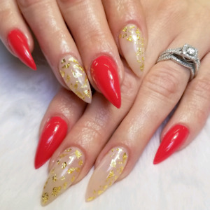 Gel Nails, Pedicures and Gel Polish Applications!