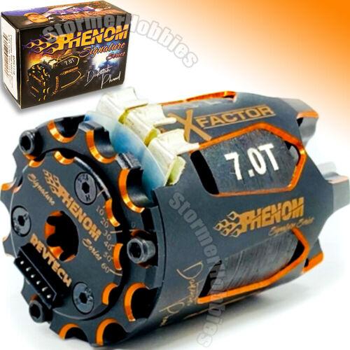 Revtech Dakotah Phend Phenom Signature Series X-Factor Modified 7.0T turn motor