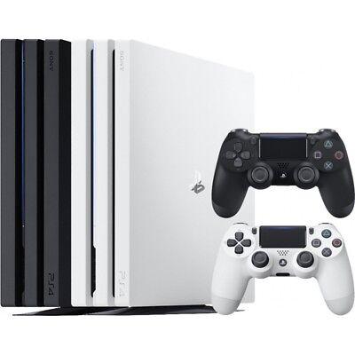 Sony Playstation 4 Pro PS4 Pro 1TB Videospielekonsole Spielekonsole 4K Gaming