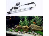 2x Fish Tank LED light bar lamp submersible 92CM