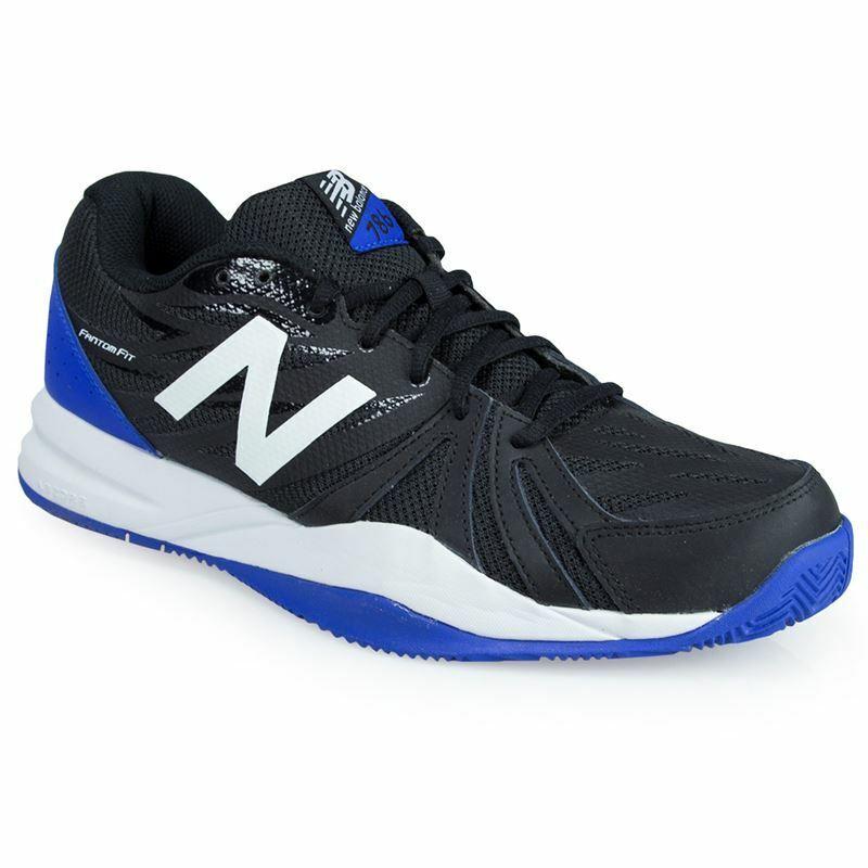 New Balance Herren Größe 10.5 Breit Mc 786 Tennisschuhe Athletic Gesundheit