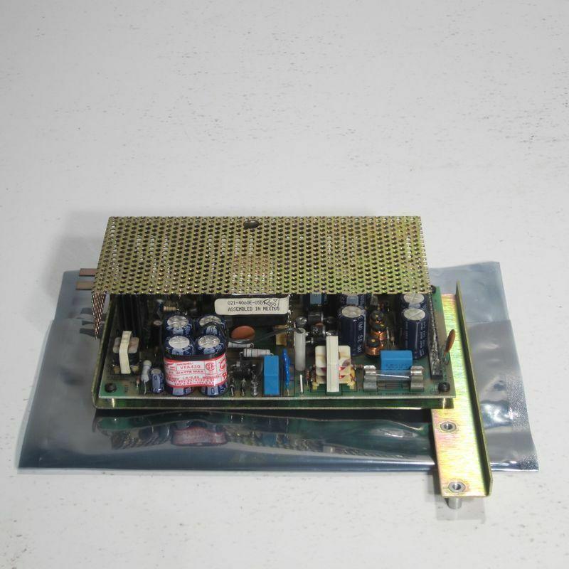 TENCOR ALPHA STEP AS-200 POWER SUPPLY 02-30485-0001 REV K