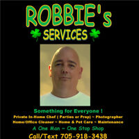 Vacation, House, Pet & Security Services