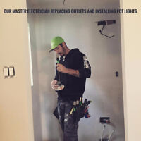 Barrie's Top Electrician - Low Rates -Free Estimates