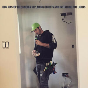 Licensed Electrician - Low Rates -Free Estimates -Always on Time