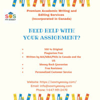 Academic Writing & Editing Services by MA/PhDs. Assignment Help