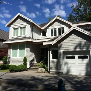 Almost New 2 Bedroom Basement Suite with Forest View