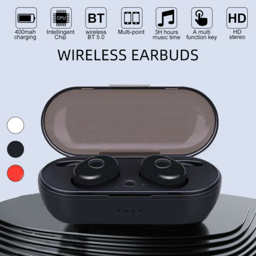 2019 New Upgrade Wireless Bluetooth Headphone Headset with C