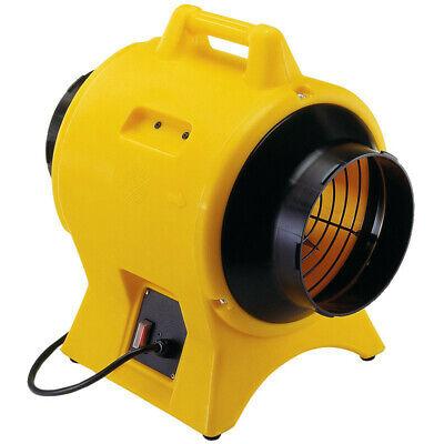 Americ 115v 8 In. Light Industrial Confined Space Ventilator Vaf1500a New