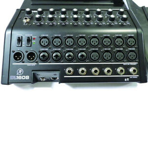 Mackie DL 1608 digital mixer