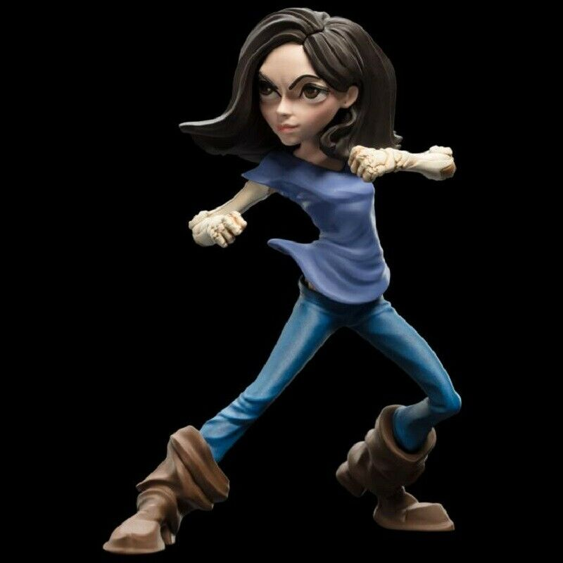《Alita Battle Angel》Collectibles Figure Brand New In stock WETA MINI EPICS