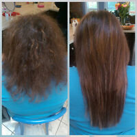 "HAIR EXTENSIONS $250 flat! (18"")"