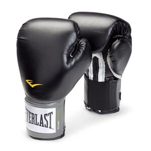 NEW Everlast Pro Training Gloves Black 16 oz West Island Greater Montréal image 1