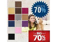 Carpet roll End Sale