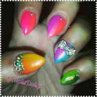 Nail Art Gel and Acrylic Nails Promotion