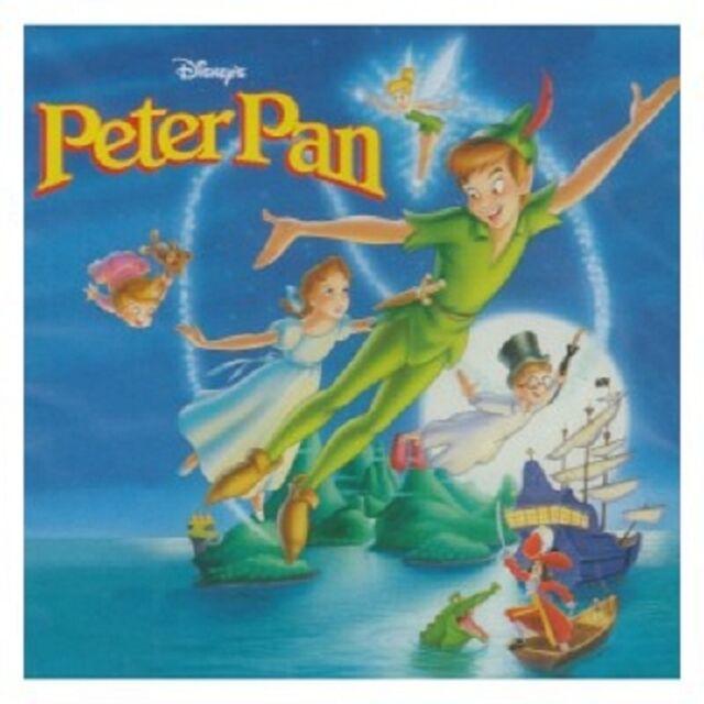 PETER PAN   CD ORIGINAL SOUNDTRACK/FILMMUSIK NEU