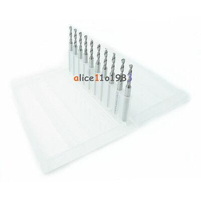 2.0mm Micro Mini Carbide Steel Engraving Drill Bit Pcb Press Cnc Dremel