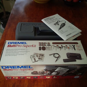 Dremel 3956 Multipro super kit
